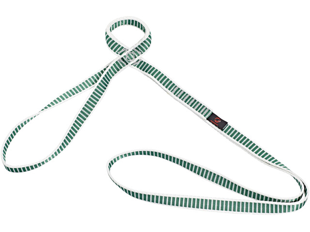 Mammut Belay Sling 19.0 90cm green-white